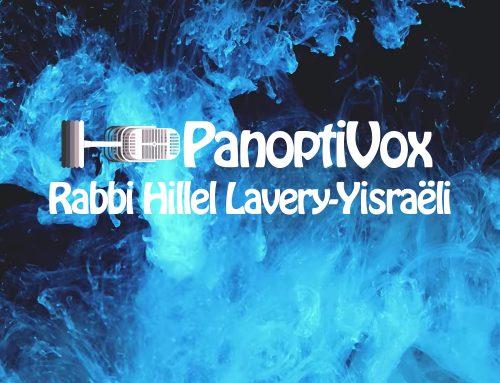 Episode 10 – Rabbi Hillel Lavery-Yisraëli